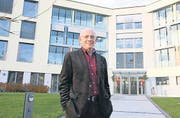 Robert Fisch führte die Sonnenhof-Klinik in eine neue Richtung. (Bild: zVg)