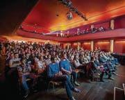 Das 5. Ostschweizer Kurzfilmfestival findet wieder im Palace statt. (Bild: pd)