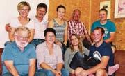 Der Jodlerklub Altstätten freut sich auf den Unterhaltungsabend, an dem auch ein Theater zum Besten gegeben wird. (Bild: pd)