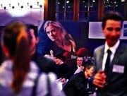 Die Verleihung bietet eine gute Chance für die Nominierten, sich vor den geladenen Gästen aus Politik und Wirtschaft zu präsentieren. Auf dem Bild die Young-Leader-Award-Verleihung von 2012. (Bild: pd)