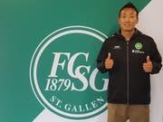 Dorjee Tsawa spielte zwischen 1995 und 2000 bei den FCSG-Profis. Nun übernimmt er das Nachwuchsteam der U21. (Bild: pd)