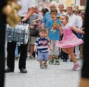 Am New-Orleans-Festival vergnügt sich jeweils Jung und Alt. (Bild: Coralie Wenger)