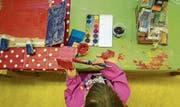 Eine gute Kinderbetreuung soll sichergestellt sein.Symbolbild: Jil Lohse