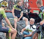 Marcello Albasini betreut zurzeit gleich zwei Radsportteams. (Bild: Urs Huwyler)