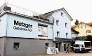 Die Metzger AG im Zentrum von Uzwil ist Ansprechpartner für alle Belange im Getränkebereich. (Bilder: Philipp Stutz)