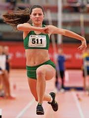 Nebst dem Sport macht Alina Tobler zurzeit eine Ausbildung zur Kauffrau. (Bild: PD)