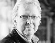 Hans Eberhard Domkapellmeister 21. 9. 1955 - 16. 6. 2016. (Archivbild: Ralph Ribi)