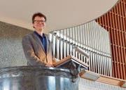 Am kommenden Sonntag, 24. September, ist der Einsetzungsgottesdienst des neuen Heidler Pfarrers Hajes Wagner. (Bild: Roger Fuchs)