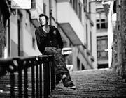 Der Vollblut-Musiker Florian Ast tritt am 23. September auf. (Bild:pd)