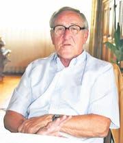 Paul Rickert war in den 1990er-Jahren einer der Schweizer «Generäle». (Bild: Paul Gerosa)