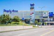 Vom 29. September bis 1. Oktober 2017 lädt die Shopping Arena zum grossen Arena-Fest. (Bild: Jürg Egli)