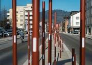 Gutes Bauen: Ortsplanung im Rheintal Bahnhofstrasse Widnau (Bild: Michel Canonica (Michel Canonica))