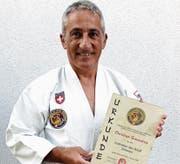Christian Gonzalez ist neu Instruktor World Ju-Jitsu Federation Schweiz.