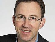 Roman Habrik, FDP Mit besten Wahlchancen (Bild: PD)