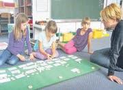 Kinder lernen mit Freude. (Bild: pd)