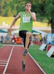 Yves Zellweger sagt dem Spitzensport als Aktiver «Tschüss». (Bild: pd)