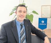 Alex Pfister ist Generalagent der Zürich in Altstätten. (Bild: pd)