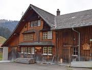Das Jugendhaus von Ueli Bräker im Dreyschlatt wird nächstes Jahr als Kulisse für das Freilichttheater der «Bühne Thurtal» dienen. (Bild: PD)