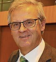 René Gaus von der EKT AG in Arbon. (Bild: Martin Sinzig)