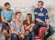 Christliches Feuerwerk aus den Niederlanden: Die Band Trinity spielt Musik zum Tanzen. (Bild: pd)