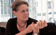Susanna Wipf Fischer zeichnet auch für den Inhalt des achten «Gas gibt Kultur»-Programms verantwortlich. (Bilder: Andrea Häusler)