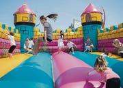 Wie kinderfreundlich ist St. Gallen? (Bild: Urs Bucher)