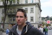 Martin Hautle, 16, Lehrling, Flawil. (Bild: Marlen Hämmerli)