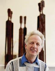 Peter Geisser, der «Eisenpapst», hat kürzlich das Pensionsalter erreicht. (Bild: Hanspeter Schiess)