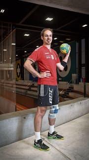 Der Routinier Marcel Misteli will auch gegen Kriens-Luzern reüssieren. (Bild: Hanspeter Schiess)