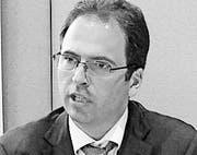 Jens Breu Geschäftsführer der SFS Group, Heerbrugg