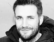 Mischa Wasserfallen Neuer Trainer der 1. Mannschaft des EHC Uzwil (Bild: pd)