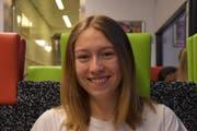 Mara Gehrig, 17, Wil. (Bild: Timon Kobelt)