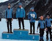 Die Läufer des SC Speer Nordisch erreichten gute Leistungen. (Bild: PD)