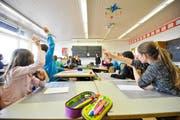 In der Stadt St.Gallen sollen die Schüler nur noch mit ganzen Noten benotet werden. (Bild: Donato Caspari)