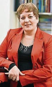 Kimberly Brockman wird neu alleinige dkms-Leiterin. (Bild: dkms/Regina Kühne)