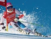 Die 16-jährige Aline Höpli ist ein Versprechen für die Zukunft. Die heisse Phase ihrer Skilaufbahn hat nun begonnen. (Bild: PD)