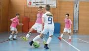 Am Futsalcup 2017 ist der FC Flawil bereits einmal auf den FCZ getroffen. (Archivbild: David Metzger)