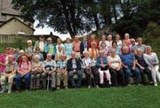 Seniorinnen und Senioren verbrachten in Flims Wanderferien. (Bild: PD)
