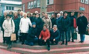 Gemeinsam ging es zum letzten Mal als Frauenchor Wattwil auf Reisen. Das Ziel war Appenzell. (Bild: PD)