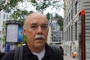 Max Hobi, 55, Pensionär, Wil. (Bild: Marlen Hämmerli)