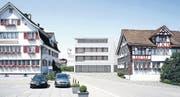 """Das Projekt """"Moerswil"""" von Architekt Beat Consoni ist endgültig vom Tisch. (Bild: PD)"""