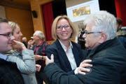 Claudia Martin ist neue Gossauer Stadträtin. (Bild: Ralph Ribi)