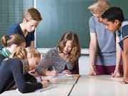 In einer separaten Klasse sollen Begabte gezielt gefördert werden. (Symbolbild: fotolia)