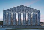 Der Parthenon of Books mit 10 (Bild: PD)