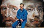 Beemsterboer, van Gogh, Rembrandt: Dem Geheimnis des Selbstporträts auf der Spur. (Bild: Urs Bucher)