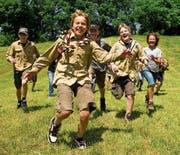 Spiel, Spass und Abenteuer, all das erleben Kinder und Jugendliche bei der Pfadi. (Bild: Pfadibewegung Schweiz/PD)