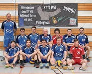 Nach zwei Jahren in der 2. Liga spielen der STV Wil in der nächsten Saison wieder in der 1. Liga. (Bild: Ernst Zingg)
