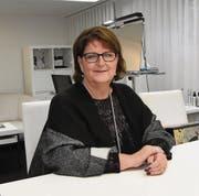 Kathrin Ott setzt sich als Präsidentin der Igez für das Wattwiler Gewerbe ein. (Bild: Urs M. Hemm)