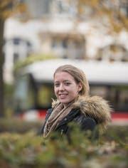 Stefanie Böni hat in ihrem Kopf bereits Ideen für fünf weitere Bücher. (Bild: Hanspeter Schiess)