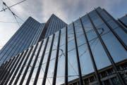 Das St. Galler Rathaus: Bei einer grossen Verwaltung ist es schwierig, die Finanzen zu überblicken. (Bild: Michel Canonica)